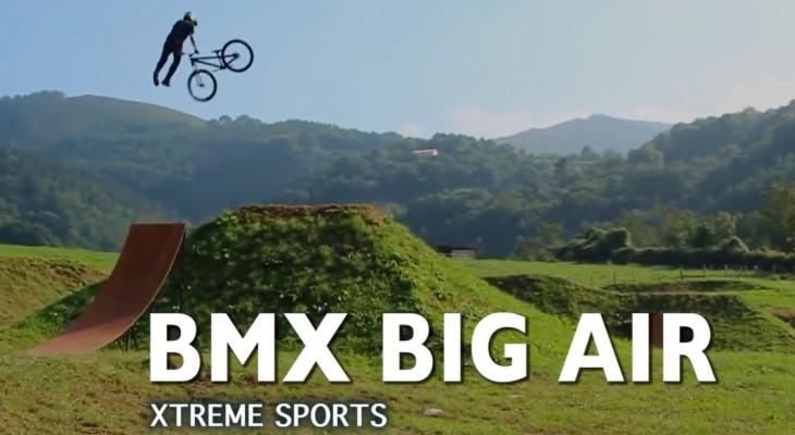 BMX Big Air