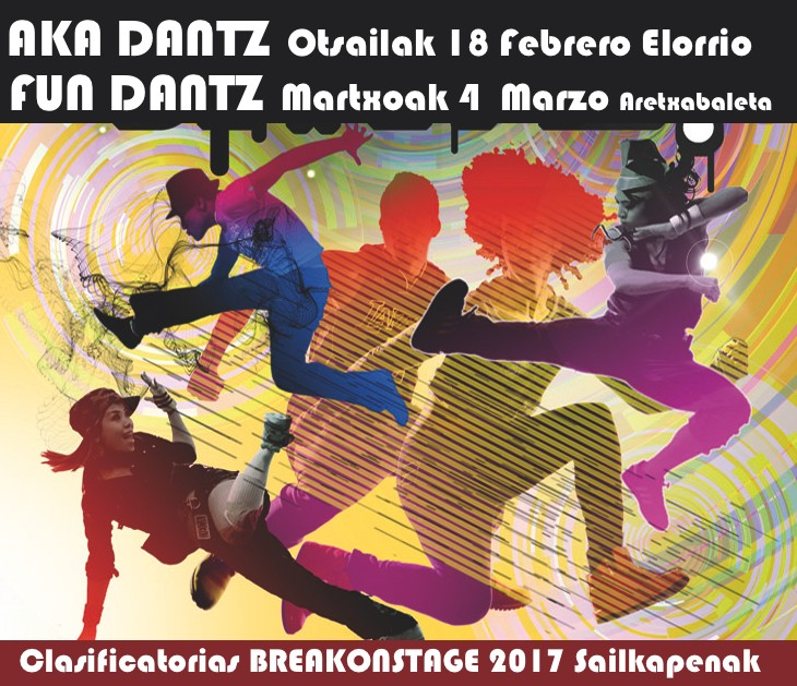 (Español) Bost Urban Dance 2017: Akadantz & Fundantz