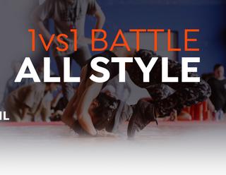 1vs1 All Style Battle
