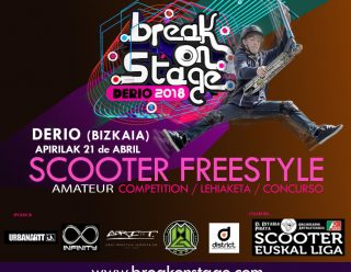 Scooter Freestyle. Concurso