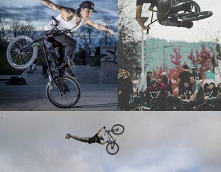 BMX Jump, Street, Flap