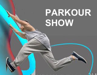 (Español) Parkour Show