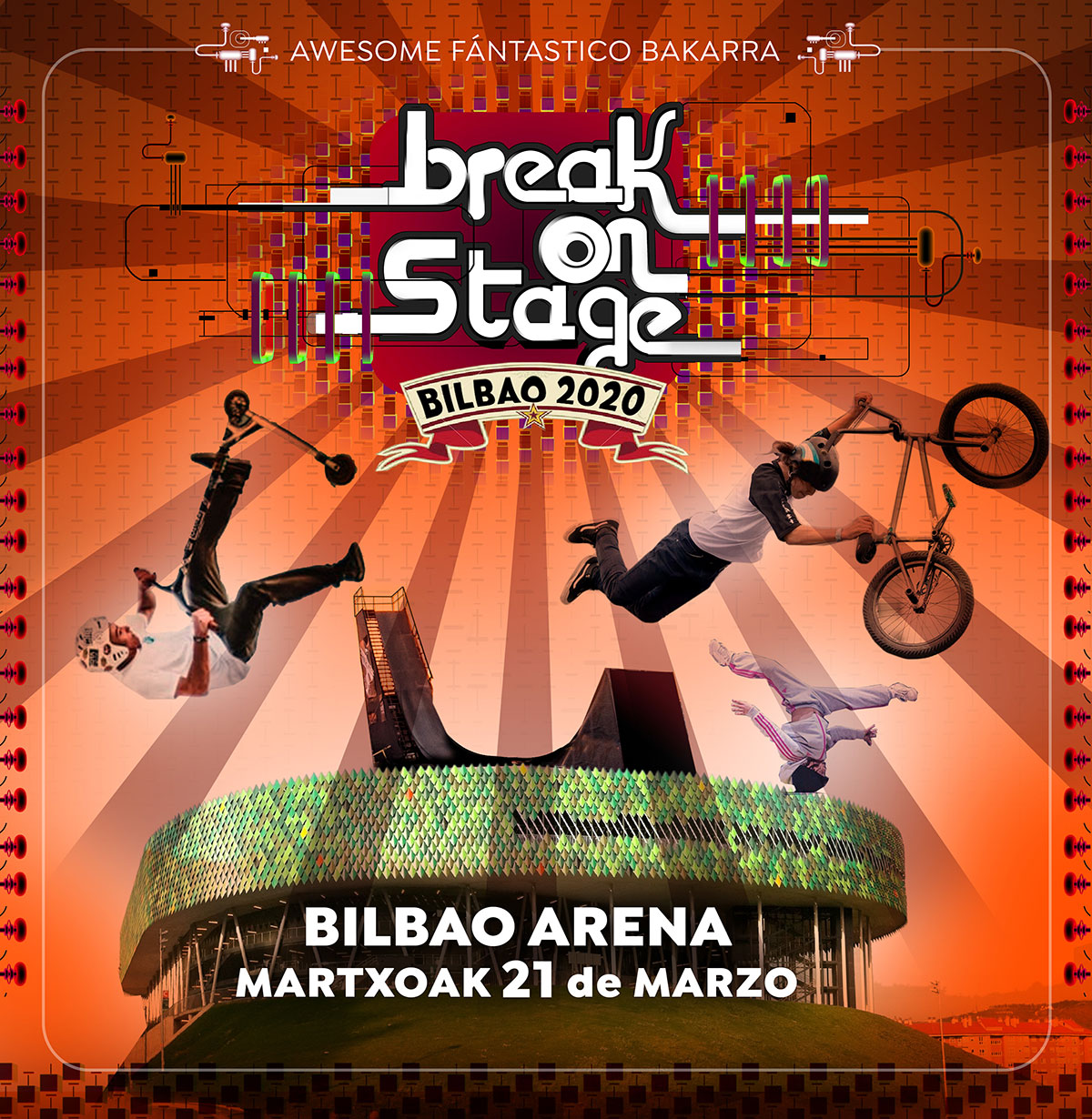 Break on Stage 2020